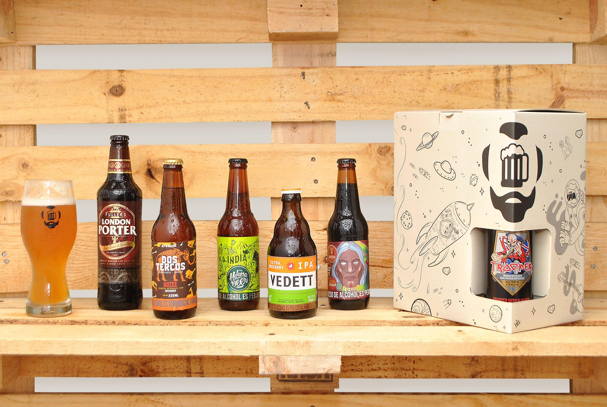 Diferencias entre cervezas Ale y Lager